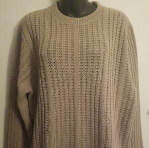 BILL BLASS Pull mens xl pullover crewneck sweater